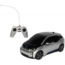 Радиоуправляема количка Rastar - BMW I3, 1:24, асортимент -1