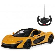 Радиоуправляема количка Rastar - McLaren P1, с отварящи се врати, 1:14-асортимент -1