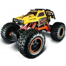 Радиоуправляем джип Maisto - Rock Crawler 3XL, жълт -1