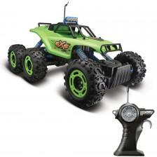 Радиоуправляем джип Maisto Tech - Rock Crawler 6x6, асортимент -1