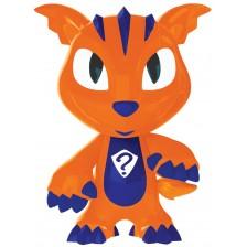 Интерактивна играчка Zanzoon - Супер вълшебният джин, отгатва думи от 5 области -1