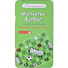 Детска игра The Purple Cow - Футбол, магнитен -1