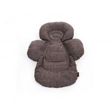 Мека подложка за седалка ABC Design walnut -1