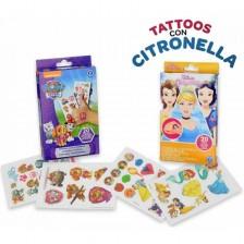 Дисплей татуировки Air-Val Citronella  - за момиче (асортимент) -1