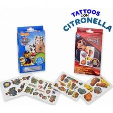 Татуировки Air-Val Citronella - Cars, за момче -1