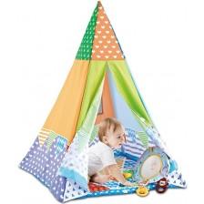 Активна гимнастика тип палатка Chipolino - Парти -1