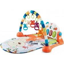 Активна гимнастика с пиано Musical Playmat -1