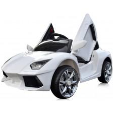 Акумулаторна кола Chipolino - Вайпър, бяла -1