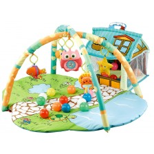 Активна гимнастика Moni - Happy Farm, зелена -1