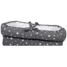 Антирефлуксно гнездо Sevi Baby - Сиви звезди -1