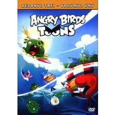 Angry Birds Toons - Сезон 3 - част 1 (DVD)