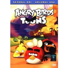 Angry Birds Toons - Сезон 2 - част 1 (DVD)