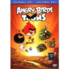 Angry Birds Toons - Сезон 2 - част 2 (DVD)