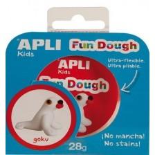 Вълшебно тесто APLI Kids за моделиране на тюленче Гоку -1