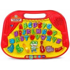 Интерактивна играчка Vtech - Музикална азбука -1