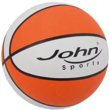 Баскетболна топка  John - Асортимент, 24 cm -1