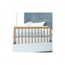 Дървена преграда за легло BabyDan - Natural -1