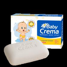 Сапун Baby Crema - Лайка, 75 gr -1