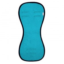 Подложка за количка или столче Baby Matex - Paddi, синя -1