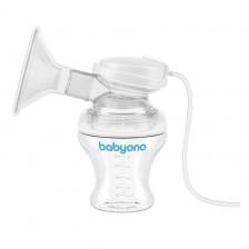 Електрическа помпа за кърма Babyono - 3 в 1, Natural nursing -1