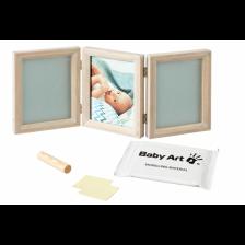 Бебешки отпечатък за ръчичка и краче Baby Art - Classic - Stormy -1