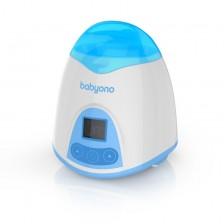 Електрически нагревател 2 в 1 Babyono + чинийки -1