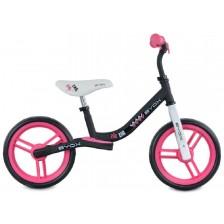 Балансиращ велосипед Byox - Zig Zag, розов -1
