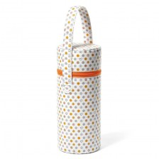 Термоопаковка за шише Babyono, оранжева -1