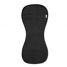 Подложка за количка или столче Baby Matex - Paddi, черна