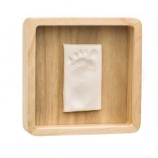 Кутия за бебешки отпечатък Baby Art - Rustic Limited -1