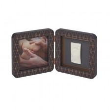 Отпечатък Baby Art - Print, сив -1