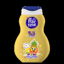 Шампоан Baby Crema Play Time - Тропик, 250 ml -1