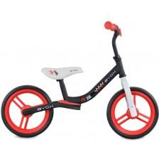 Балансиращ велосипед Byox - Zig Zag, червен -1
