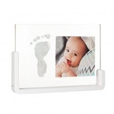 Отпечатък с боички и снимка Baby Art -1
