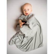 Бебешко одеяло от бамбук Egos Bio Baby - Тип пелена, сиво -1
