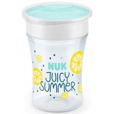 Бебешка чаша Nuk Evo Magic - Лимон, 230 ml -1