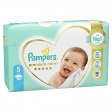 Бебешки пелени Pampers - Premium Care 5, 44 броя  -1