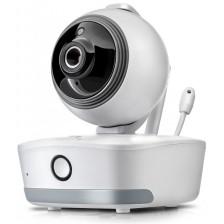 Бебефон с IP камера Reer - Move, бял -1