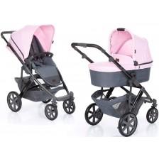 Бебешка количка ABC Design - Salsa 4 rose -1