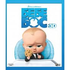 Бебе Бос 3D (Blu-Ray)