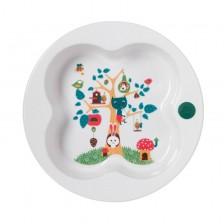 Детска чинийка Bebe Confort - Бяла -1