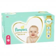 Бебешки пелени Pampers - Premium Care 4, 104 броя  -1