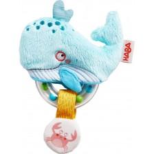 Бебешка играчка за хващане Haba, Морски свят -1