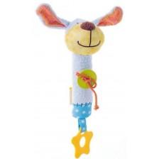 Бебешка писукаща играчка Niny - Кученцето Ипо -1