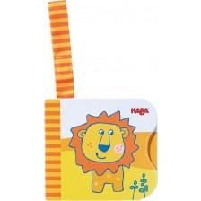 Бебешка картонена книжка Haba - Зоо -1