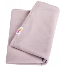 Бебешко одеяло Egos Bio Baby - Тип пелена, органичен памук, розово -1