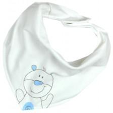 Бебешки лигавник-бандана For Babies - Коте -1