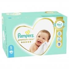 Бебешки пелени Pampers - Premium Care 5, 88 броя  -1