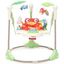 Бебешко бънджи Moni - Tropic Fun -1