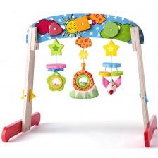 Бебешка активна гимнастика Niny - Слънчев ден -1